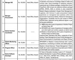 Peoples Primary Healthcare Initiative Sindh PPHI Jobs 2019 Apply Online Latest Advertisement