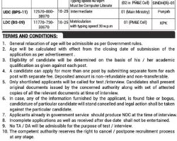 Ministry of Communication Jobs 2019 CTS Application Form Download Online Last Date