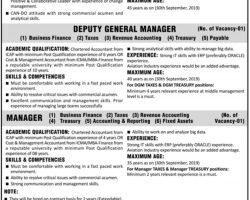 www.piac.com.pk Jobs 2019 Pakistan International Airlines Application Form Latest