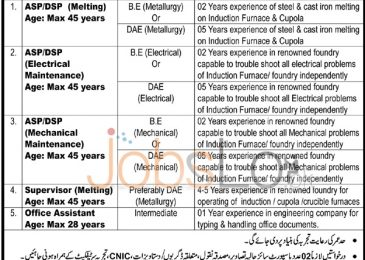 Karachi Shipyard & Engineering Works (KS&EW) Jobs 2015 Sindh Pakistan