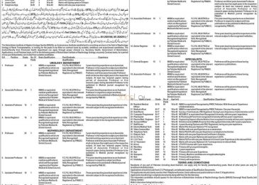 The Balochistan Institute of NephroUrology Quetta Jobs 2015 May 29