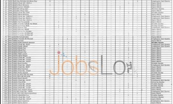 Education Department Punjab Jobs 2015 Rahim Yar Khan BS-01 to BS-04