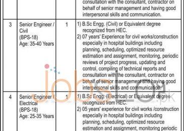 SZABMU Islamabad Jobs Application Form 2015 August Advertisement