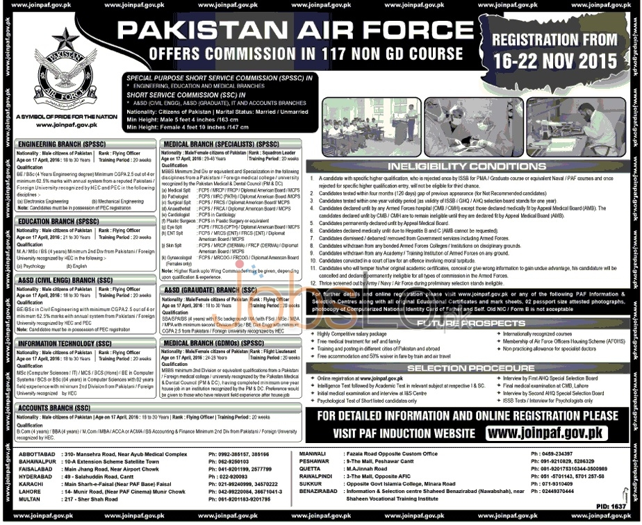Join PAF
