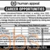 Human Appeal International Pakistan Jobs for Finance Officer, Accounts Assistant and Community Facilitator