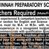 Jinnah Preparatory School Jobs in Rawalpindi for Teachers 2016