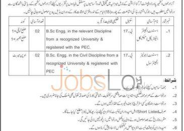 Azad Jammu and Kashmir Power Development Organization Muzaffarabad Jobs Latest Advertisement