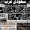 Drake & Skull Company Jobs in Saudi Arabia 2016 Staff Required Latest Advertisement