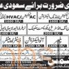 Urgent Jobs in Saudi Arabia 29th January 2016 for Electrician