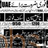 Al Jabir Company Jobs in UAE 2016 for Mason Latest Advertisement