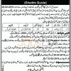 District Officer Community Organization Jobs 2016 in Sialkot For Naib Qasid