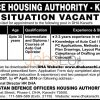 DHA Karachi jobs 27 March 2016 For Auto CAD Operator Application Form
