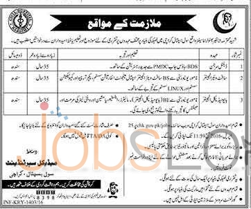 Civil Hospital Jobs