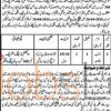 Social Welfare Department Toba Tek Singh Jobs April 2016 For Naib Qasid Latest