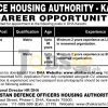 DHA Karachi Jobs August 2016 Defence Housing Society Online Form Download