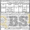 Livestock & Dairy Development Department Chiniot Jobs 2016 August Advertisement