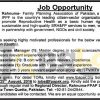 Rahnuma FPAP Quetta Jobs 2016 Family Planning Association in Pakistan Apply Online