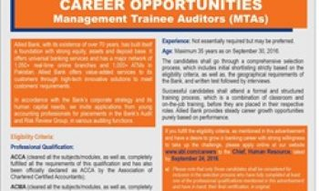 ABL Allied Bank Jobs Sep 2016 Apply Online Last Date