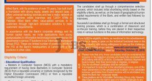 ABL Bank Jobs