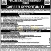 Punjab Skills Development Fund Lahore Jobs 2016 Apply Online Latest