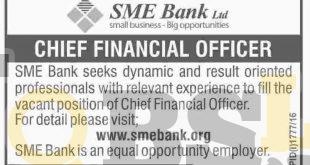 SME Bank Jobs