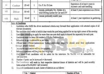 Educational Testing & Evaluation Agency KPK Jobs 2016 Online Form & Roll Number Slips