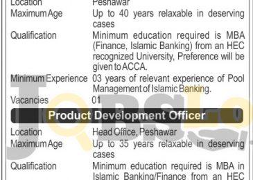 Bank Of Khyber Jobs 2017 in Peshawar Apply Online Last Date