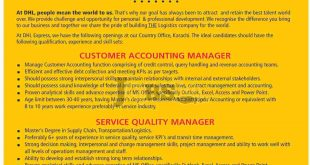 DHL Express Jobs