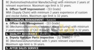 Pak Suzuki Motors Company Ltd