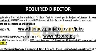 iteracy & Non Formal Basic Education Department
