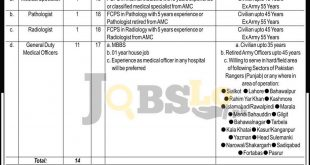 Pakistan Rangers Punjab Jobs