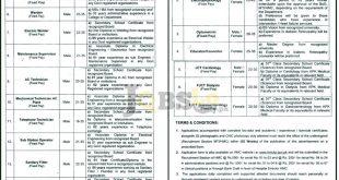 HMC Peshawar Jobs