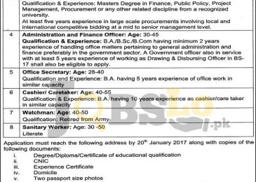 Environment Protection Agency Punjab Lahore Jobs 2017 Career Offers
