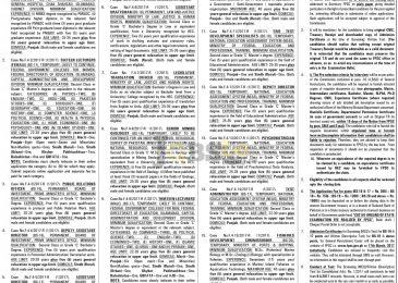 FPSC Jobs 2017 For Public Relation Officer Apply Online Last Date