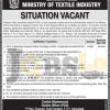 Pakistan Cotton Standards Institute Karachi Jobs 2017 For Director Latest