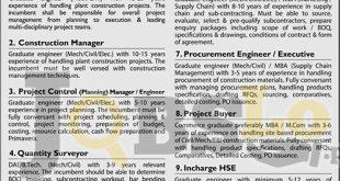 Descon Engineering Company Jobs