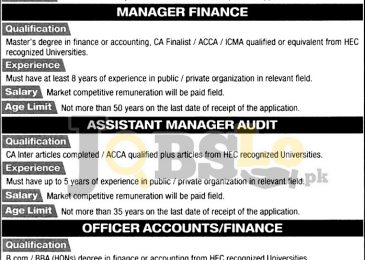 Punjab Health Initiative Management Company Jobs 2017 Career Opportunities
