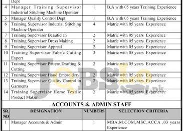 Pakistan Industrial Development Corporation Jobs 2017 Online Apply Latest