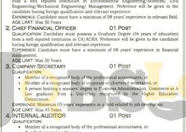 Rawalpindi Waste Management Company Jobs 2017 Current Openings