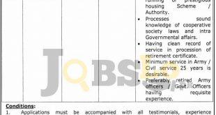 WECHS Multan Jobs
