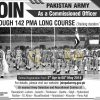 joinpakarmy.gov.pk 142 PMA Long Course Registration Online 2018