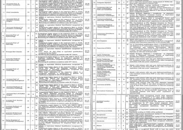 Rawalpindi Institute of Cardiology Jobs 2018 Application Form www.ric.gop.pk