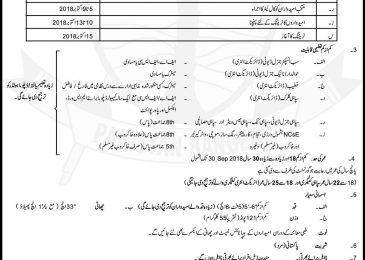 Pakistan Rangers Sindh Soldier Jobs 2018 August Latest Vacancies