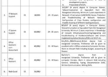 Fata Development Authority Jobs 2018 Application Form Download Latest