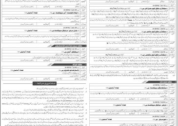 AJKPSC Jobs 2018 | AJK Public Service Commission Apply Online Latest Advertisement