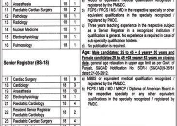CPEIC Multan Jobs 2018 Apply Online For Faculty Staff