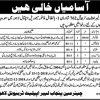 Punjab Labour Appellate Tribunal Lahore Jobs 2018 Latest Vacancies