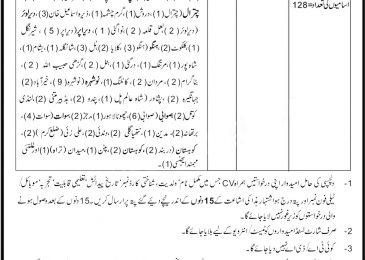 NADRA Jobs 2018 Peshawar KPK Latest For Junior Executive