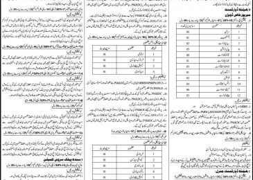 Health Department Balochistan Jobs 2019 BPSC Apply Online | www.bpsc.gob.pk