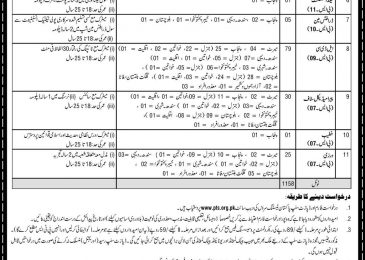 National Highway Motorway Police Jobs 2019 PTS For Junior Patrol Officer